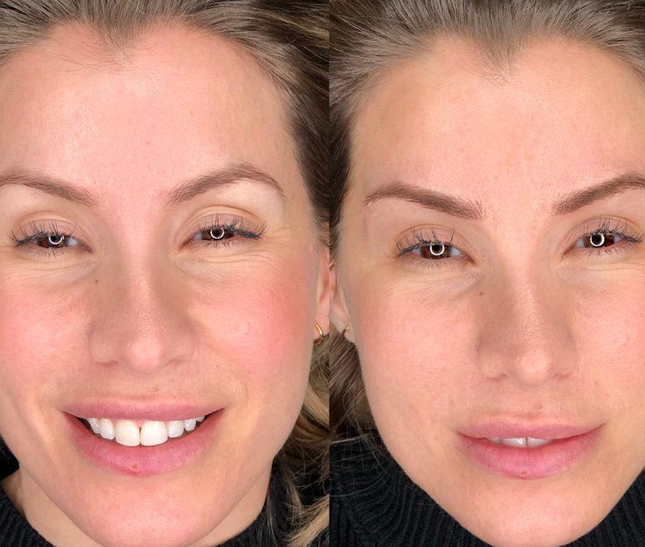 microblading eyebrow service